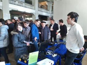 1 березня у Харківському національному університеті радіоелектроніки відбувся День відкритих дверей.